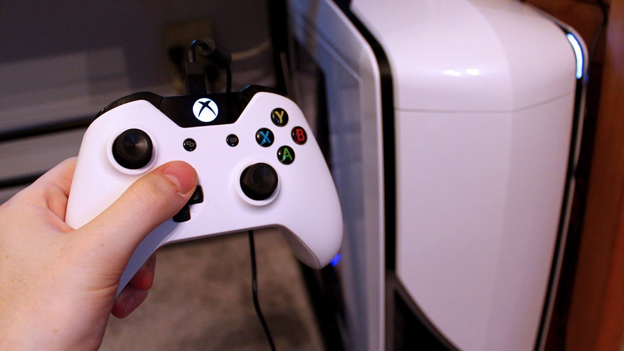 How To Use An Xbox One Controller On PC YouTube