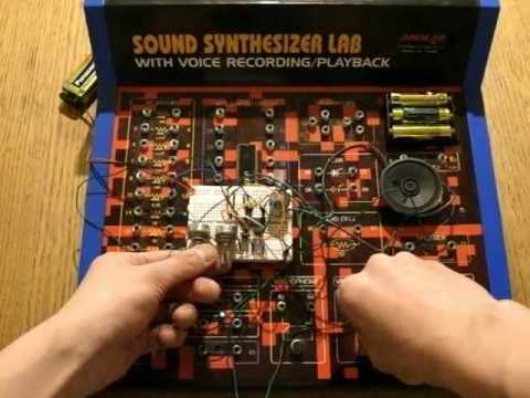 Diy Synth Kit Technology Will Save Us X Sound Synthesizer Lab Ab