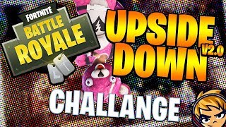 Fortnite Upside Down Challenge v2