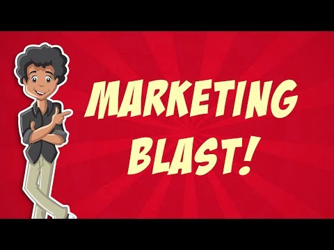 Marketing Blast - The #1 Concept to Maximize Businesses Results...