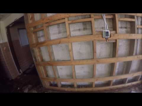 Glasgow Air Force Base MT Hospital Abandoned Part 3
