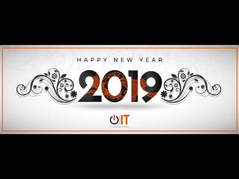 OIT Live Stream - Happy New Year 2019