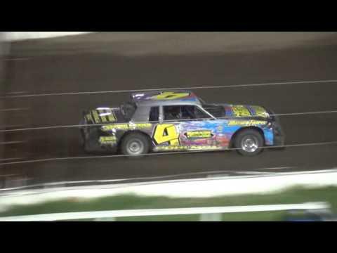 IMCA Hobby Stock feature Farley Speedway 7/14/17