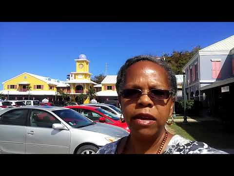 Postal and Freight Service in the U.S. Virgin Islands