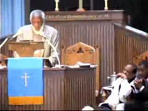 Dick Gregory Refutes Rev. Jeremiah Wright Controversy 9 of 9