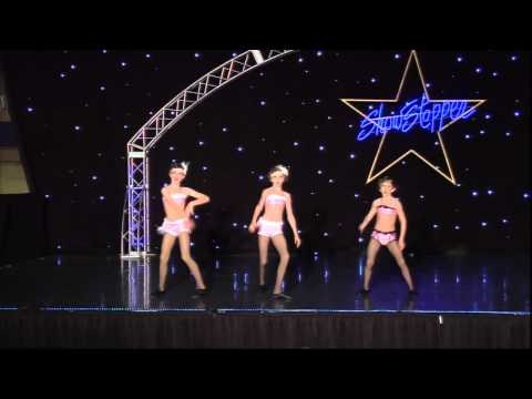 Edge Dance & Performing Arts Center: Musical Theater Trio- Jr. Intermediate- Look At Me Now