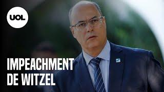 RJ: COMISSÃO DE IMPEACHMENT CONTRA O GOVERNADOR WILSON WITZEL