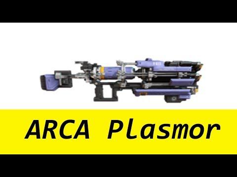 Warframe-Обзор на ARCA PLASMOR