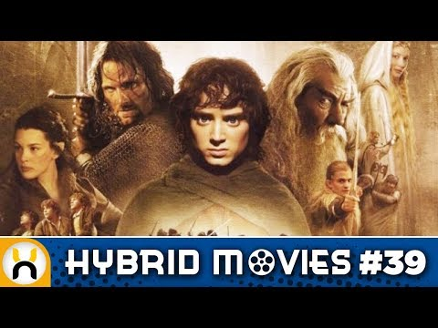 Lord of the Rings TV Reboot: Good or Bad? | Hybrid Movies #39