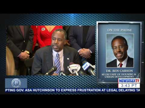 Ben Carson: HUD to Get Builders to Hire Low-Income Residents