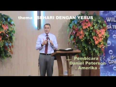 Sehari dengan Yesus - Daniel Peterson (USA)