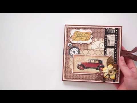 V-Screen.ru - открытки ручной работы с видеоэкранами
