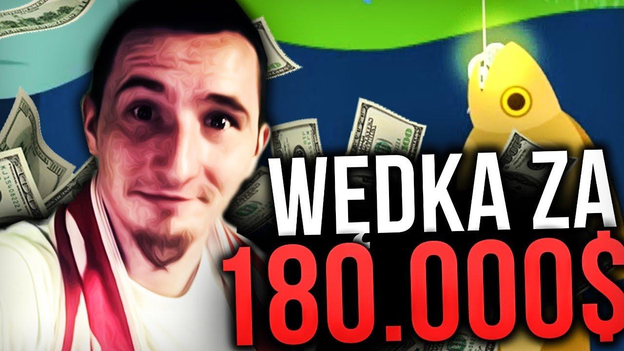 #10 Cat Goes Fishing – Złapałem REKINA!!! + nowa wędka za 180k$$$!