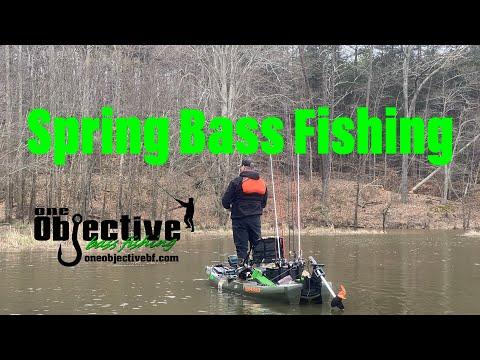 Spring Bass Fishing | Sandy River