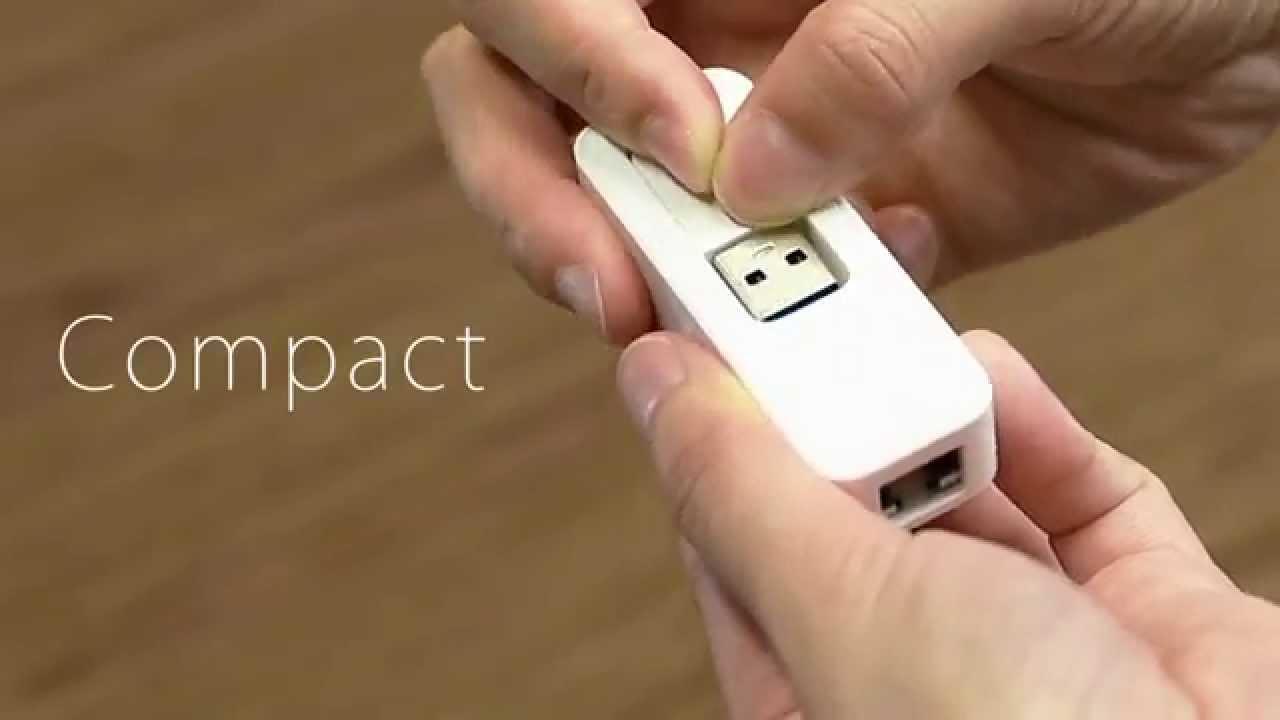 TP-Link USB 3 0 to Gigabit Ethernet Network Adapter (TL-UE300)