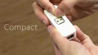 01.USB 3.0 to Gigabit Ethernet Network Adapter
