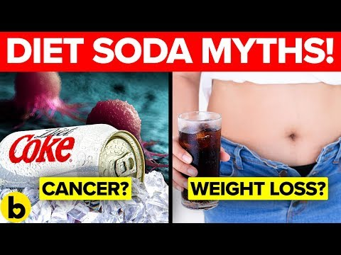 4 Myths You've Heard About Diet Soda That Are Untrue