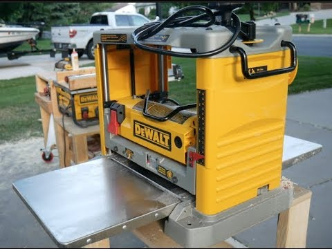 Build it - 2 Hour Mobile Planer Stand