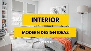 95+ Unique Modern Interior Design Ideas for Living Room