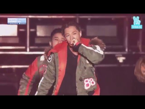 GD X Taeyang -Good Boy Live (Kpop video)