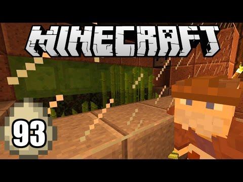 Minecraft Survival Indonesia - Mesin Panen Sugarcane Otomatis! (93)