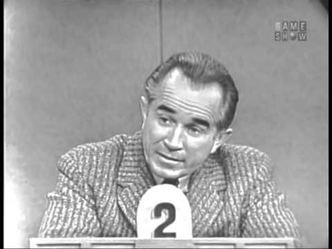 "To Tell the Truth - Producer of ""Zotz!""; PANEL: Johnny Carson (Nov 27, 1961)"