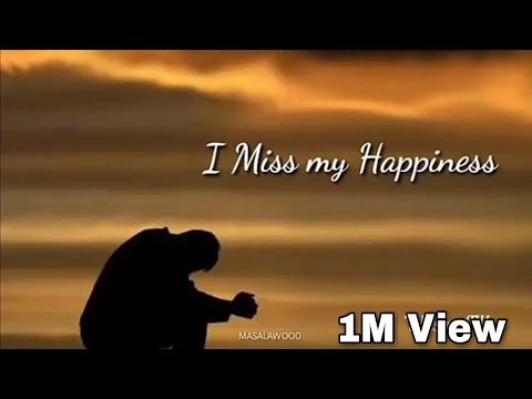 I Miss My Life Status English By Wasim Fk Youtube