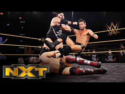Reed Vs Gargano Vs Strong – North American Title Triple Threat Match Series: WWE NXT, July 22, 2010