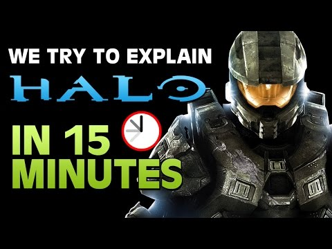 We TRY to Explain HALO in 15 Minutes