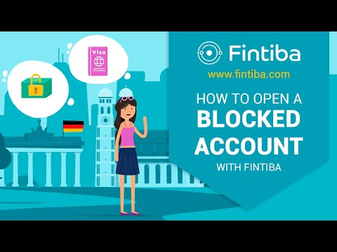 How to Open a German Bank Blocked Account for Foreign Students