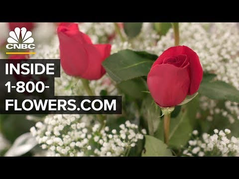 Why Valentine's Day Isn't 1-800-Flowers Busiest Day