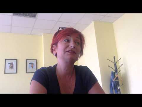 Вероника Львовна (мама участницы программы Work and Travel Emirates) Work Emirates
