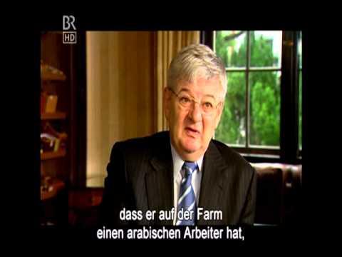 Joschka Fischer - Misstrauen gegen Araber ist verständlich