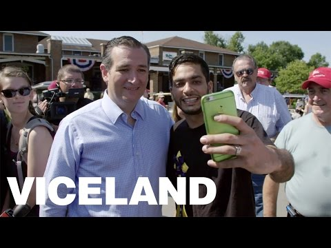 Meeting Ted Cruz at the Iowa State Fair: VICE DOES AMERICA (Clip)