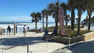 Andy Romano Beachside Park - Ormond Beach, Florida Virtual Tour