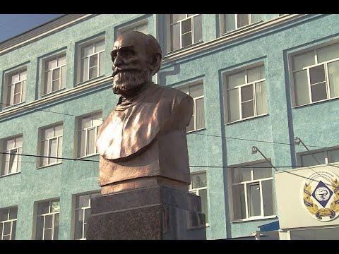 В медицинском университете открыли памятник к 170 летию И П  Павлова
