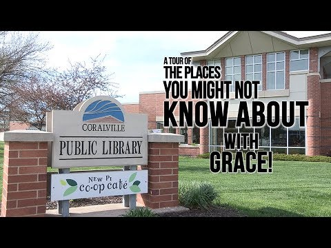 A Tour Of The Places You Might Not Know About With Grace!