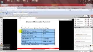 أكاديمية الدارين|أوراكل|محاضرة3|جزء3-3