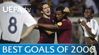 Under-21s: The best goals from 2006 featuring Chiellini