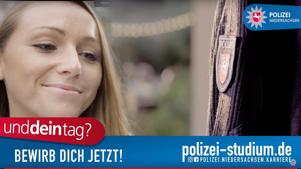 Polizei Niedersachsen Und Dein Tag Kinospot 2018