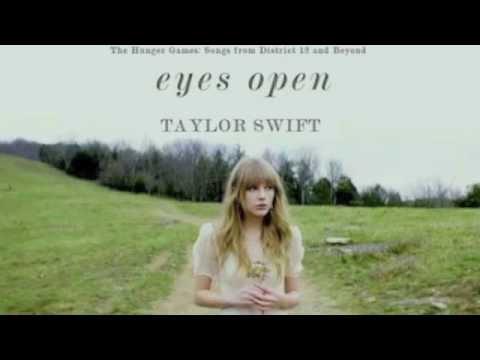 Eyes Open Karaoke -Taylor Swift (Lyrics In Description)
