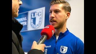 Pressekonferenz vor dem Spiel 1. FC Magdeburg gegen Holstein Kiel