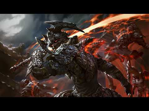 Gothic Hybrid - Explosive Power (Dark Aggressive Hybrid Rock)
