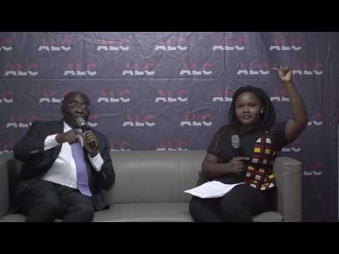ALU in Conversation with H.E. Mahamudu Bawumia, Vice President of Ghana