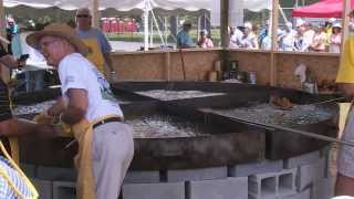 Maryland Farm & Harvest: Maryland's Largest Frying Pan!