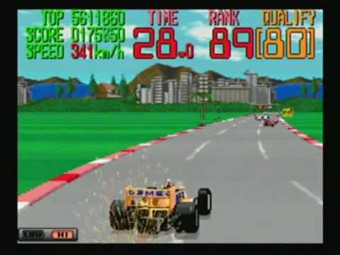 Continental Circus (Continental Circuit) 1988 TAITO [1/2]
