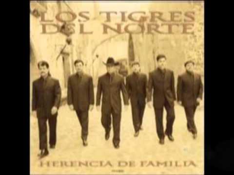 Libros de Recuerdo__Los Tigres del Norte Album Herencia de Familia CD 2 (Año 1999)