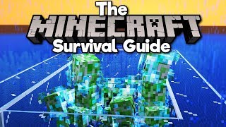 Charged Creeper Farm! ▫ The Minecraft Survival Guide (Tutorial Let's Play) [Part 261]