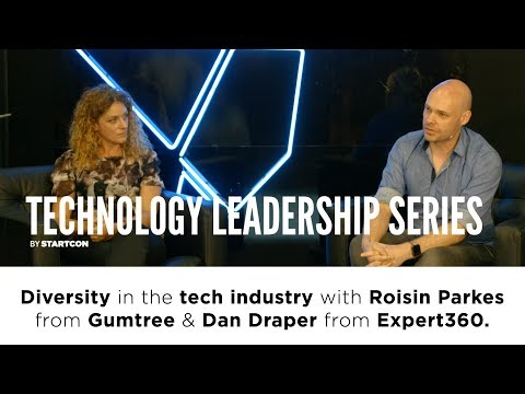 Diversity in the Tech Industry with Gumtree & Expert360.