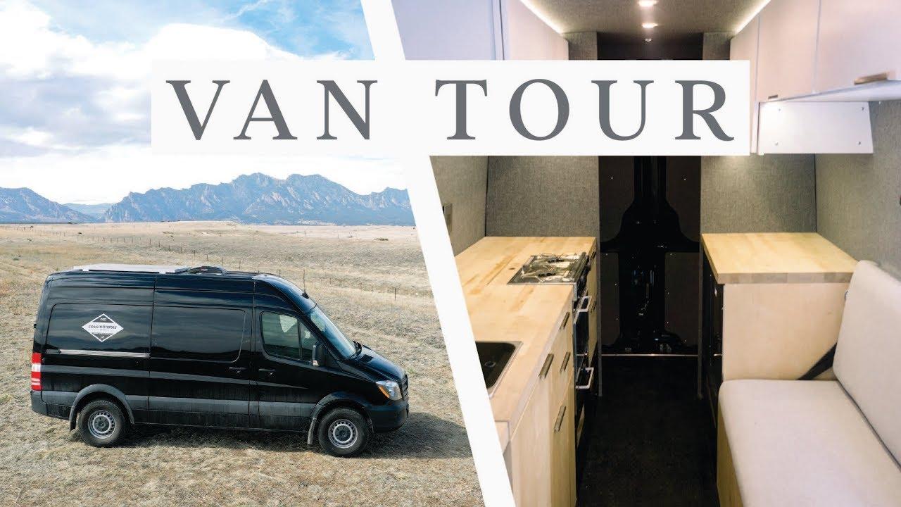 Van Tour | Rent This 144